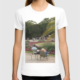 Taking a rest  T-shirt