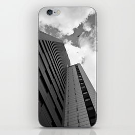 Keep Your Aim High (The Bird) iPhone Skin