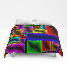 ColorBlox - Hammered Comforters