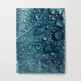 blue water XVI Metal Print