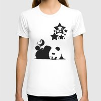 sleep T-shirts featuring Sleep by Panda Cool