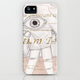 Birth Place iPhone Case