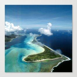 Bora Bora: South Pacific Paradise Canvas Print