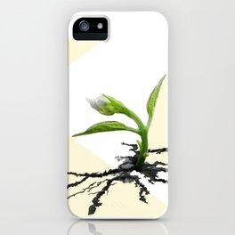 perseverance. iPhone Case