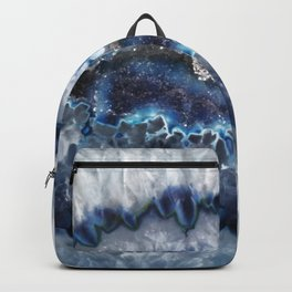 Cold Ice Agate Backpack