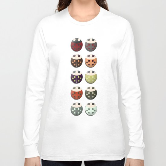 Ladies and... Long Sleeve T-shirt