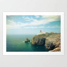 Lighthouse II Art Print