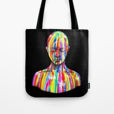Dripping madness Tote Bag