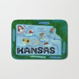 KANSAS Bath Mat