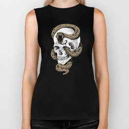 The Dark Mark of You-Know-Who Biker Tank
