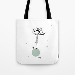 NenatreeFlower Tote Bag
