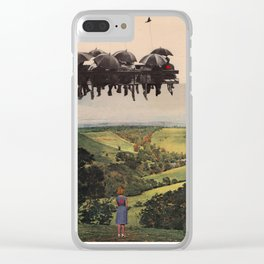 In Waiting Clear iPhone Case