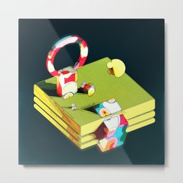 Much Ado in Candyland IRLRTS edition Metal Print