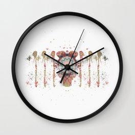Inkdala LVI Wall Clock