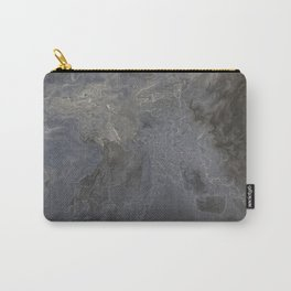 Stormy Night Waves Carry-All Pouch