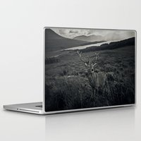 stag Laptop & iPad Skins featuring Stag by Ferdinand Bardamu