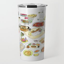 Food  Travel Mug