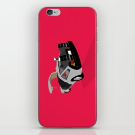 Delorean (The 2015 Collection) iPhone Skin