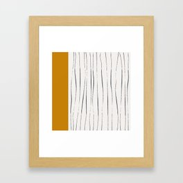Coit Pattern 8 Framed Art Print