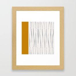 Coit Pattern 8 Framed Art Print