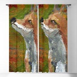 Wisdom of the Fox Blackout Curtain