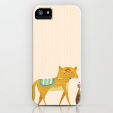 The Fox and the Hedgehog iPhone (5, 5s) Slim Case