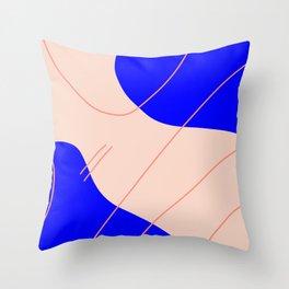 Resonant Field Throw Pillow