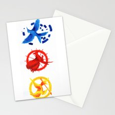 The H Games - Mockingjay Stationery Cards