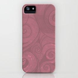 Salmon iPhone Case