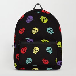 Happy skulls Backpack