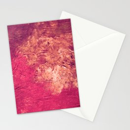 Gold Lion Stationery Cards