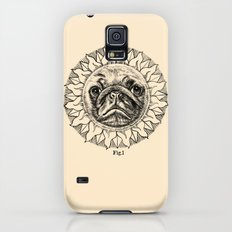 Astronomy Pug Galaxy S5 Slim Case