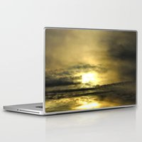 oregon Laptop & iPad Skins featuring OREGON SUNSET by Teresa Chipperfield Studios