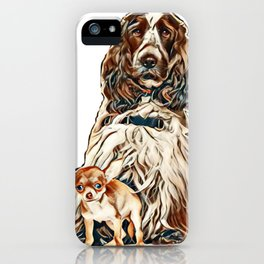 my pets iPhone Case