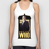 doctor Tank Tops featuring Doctor ? by rnlaing