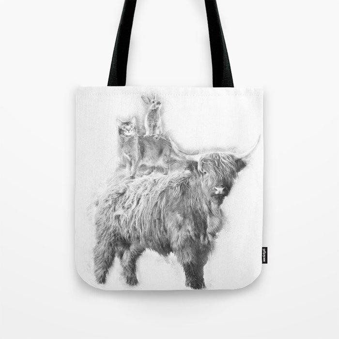 Fantastic 3 Tote Bag