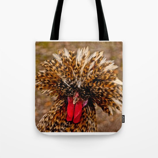 DO YOU LIKE MY HAIRSTYLE Tote Bag