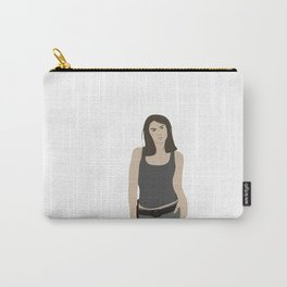 Maggie Greene (The Walking Dead) Carry-All Pouch