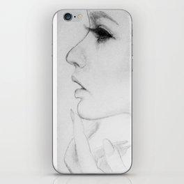 Sketchy iPhone Skin