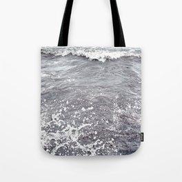 Water Flows Tote Bag
