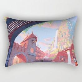 Zootopia - Concept Art Rectangular Pillow
