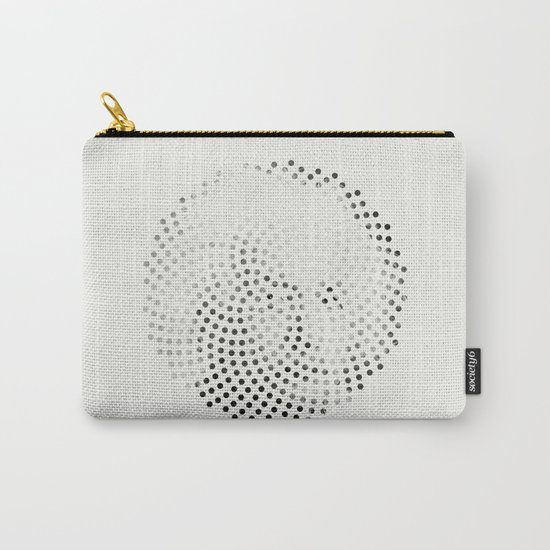 Optical Illusions - Iconical People 3 Carry-All Pouch