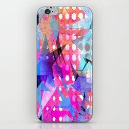 stars & dots 2016 iPhone Skin