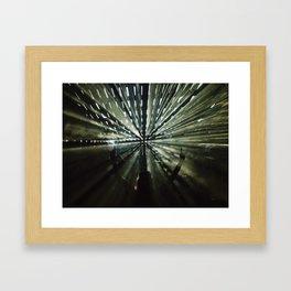 Rockin' the Light Framed Art Print