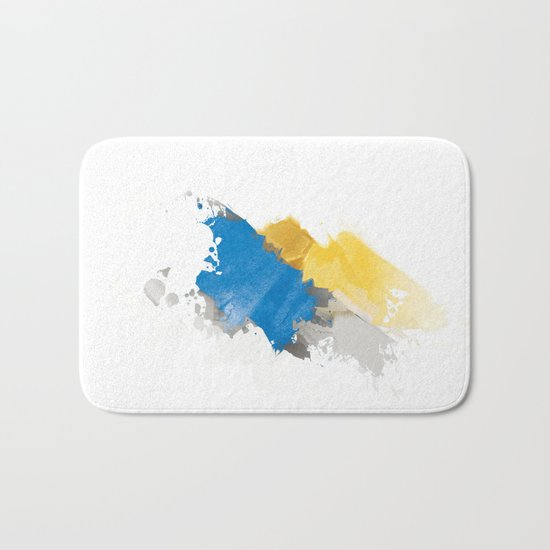 Moutain Bath Mat