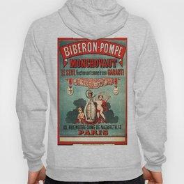 Vintage poster - Biberon-Pompe Hoody