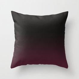 Faded Burgundy Throw Pillow