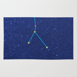 Constellations - CANCER Rug