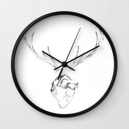 The Heart of a Hart Wall Clock