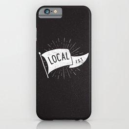 Localist iPhone Case